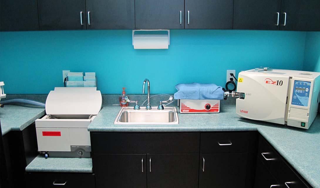 Lab and Sterilization