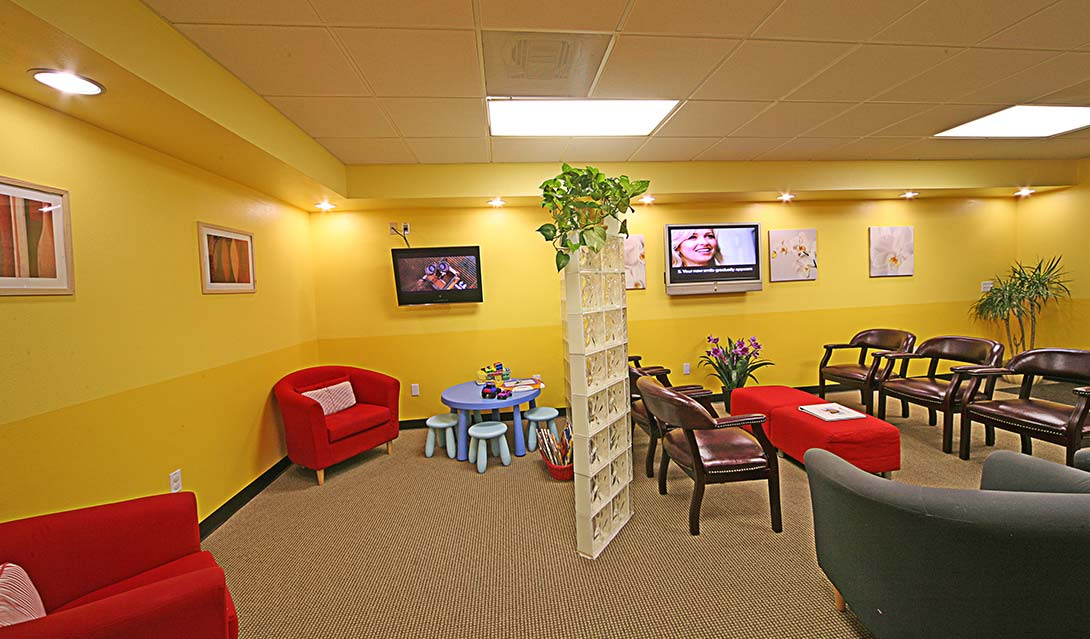 Lobby and Children's Play Area