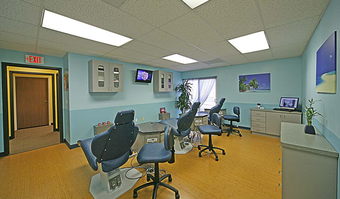 Treatment Area One